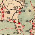 Postcard: Disaster stricken areas of the Kantō region as a result of the 1923 earthquake